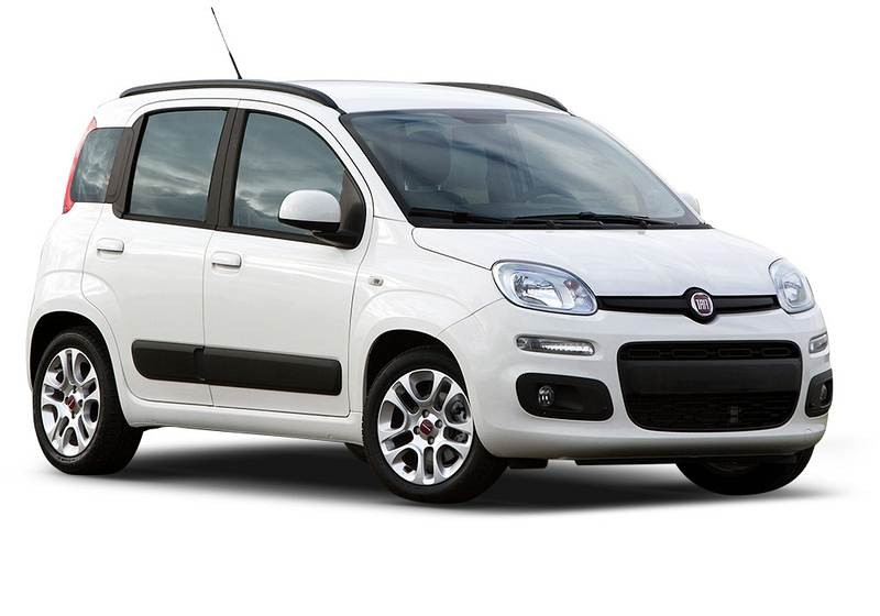 Fiat Panda 5p A/C