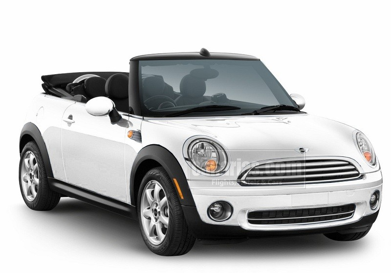 MINI ONE CABRIO AUT.