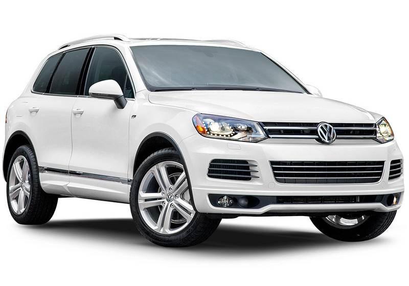 VW TOUAREG AUT.
